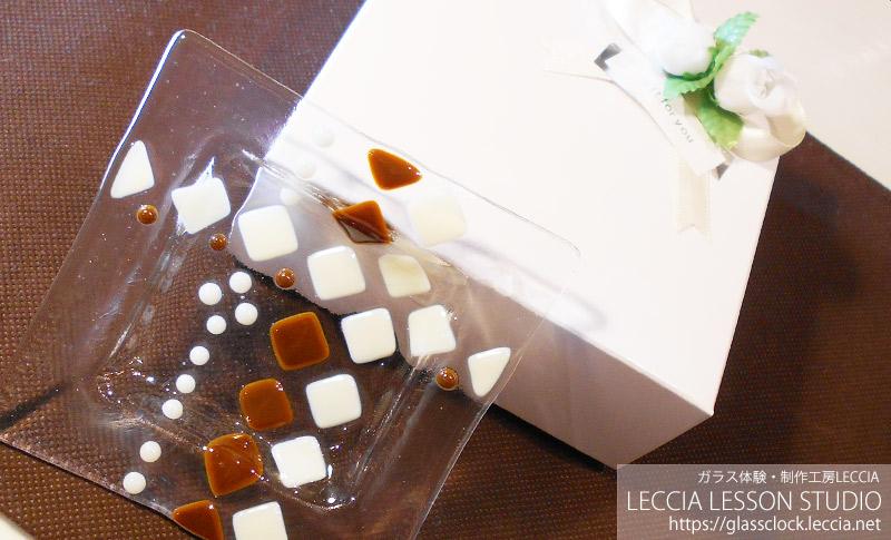 ガラスフュージングで作るお皿4 ガラス体験・制作工房レチア【愛知・名古屋】