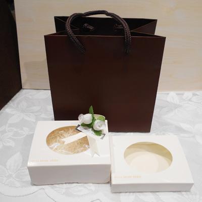 手作り両親贈呈ギフト・結婚式での新郎新婦サプライズプレゼント ラッピング写真4