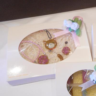 手作り両親贈呈ギフト・結婚式での新郎新婦サプライズプレゼント ラッピング写真3